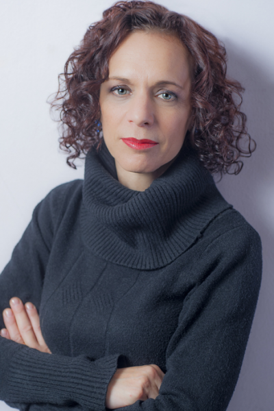 Author Photo: Judith Matloff